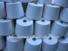100%polyster spun yarn
