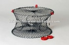 Collapsible stainless steel frame CrabTraps