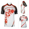 Short Sleeve Custom Cycling Jersey