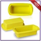 silicone tube cake pan