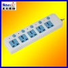 ST-PS02-2# multiple safety power socket connector plugs