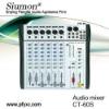 CT-60S audio mixer