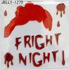 jelly sticker for Halloween Decroration