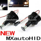 UK 20w H8 led angel eyes