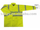 Hi-Vis Outdoor Parka