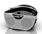 portable radio cd mp3 usb player with radio