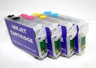 Refillable Inkjet Cartridges for Epson RX420/RX425/RX520