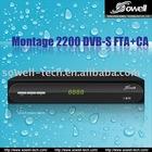 Cost-effective CA DVB-S