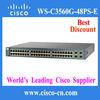 Layer 3 switch cisco WS-C3560G-48PS-E