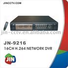 16CH H.264 Network DVR JN-9216