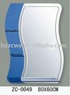 4mm silver mirror