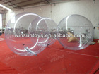 2013 exciting water bubble walk