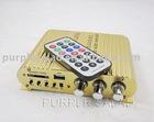 Hi-Fi Stereo Audio USB/SD Card Insert Digital Power Amplifier /Car Amplifier