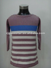 2012 fashion autumn stripe sweater for boys