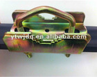 Customize U bolt hardware angle bracket