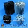 anodizing heat sink LED accessories