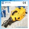 Hand held YN27C gasoline rock drill machine