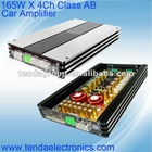 165X4AB Class AB car amplifier -High Power Car amplifier