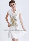 wholesale traditional clothes modem cheongsam Chinese Dress, Cheongsam, Silk Dress, Traditional Dress