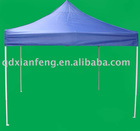 folding tent for advertising