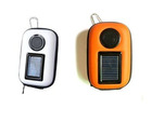 solar charger and sound case with speaker