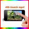3.0 inch Touch Screen MP4 Player (DW-4-016)