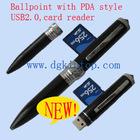 Cheap USB CardReader Pen