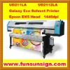 Galaxy Flatbed Eco Solvent Printer ( 2.1m, 2 Epson DX5 head)