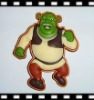pvc cartoon fridge magnet