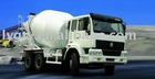 agitating lorry