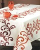 FLOCKING TABLE CLOTH