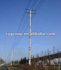 FRP/GRP electrical pole