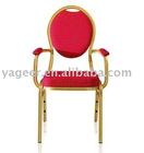 comfortable armrest restaurant chair