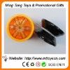 Dazzle eye vision and vivid color plastic yoyo ball