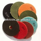 Diamond flexible polishing pads,abrasive pads,polishing pads