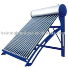 how to build a solar water heater