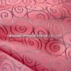 Polyester Viscose Fur Lining for Leather Coat