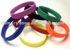Eco-friendly promotional silicone wristband