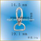 Fashion high quality oval shape snap hook