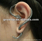 2012 hot sales snake earrings for gifts
