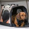 fabric pet carrier/pet travel bag