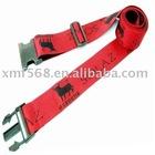 polyester printed luggage belt