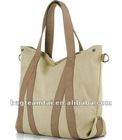 wash water canvas extra strength cross handle shopping bags