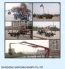 3.5 Arm reach agricultural machinery, farm trailer, truck trailer, wood trailer