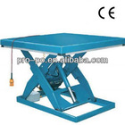 PR-200-AC Electric Fixed Scissor Lift Table 1ton