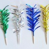 Palm tree decoration toothpicks