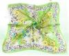 polyester silk scarf