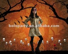casual costumes for ladies golden color