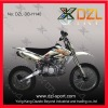 """GPX' style 140cc dirt bike"