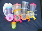 Wide neck Brand New BPA Free PP plastic Baby sippy cup